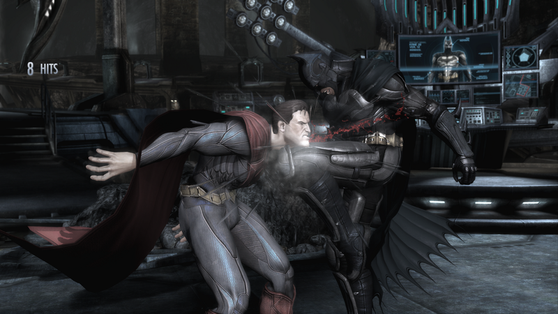 Illustration for article titled Batman Vs Superman Headlines Today's Gaming Wallpapers