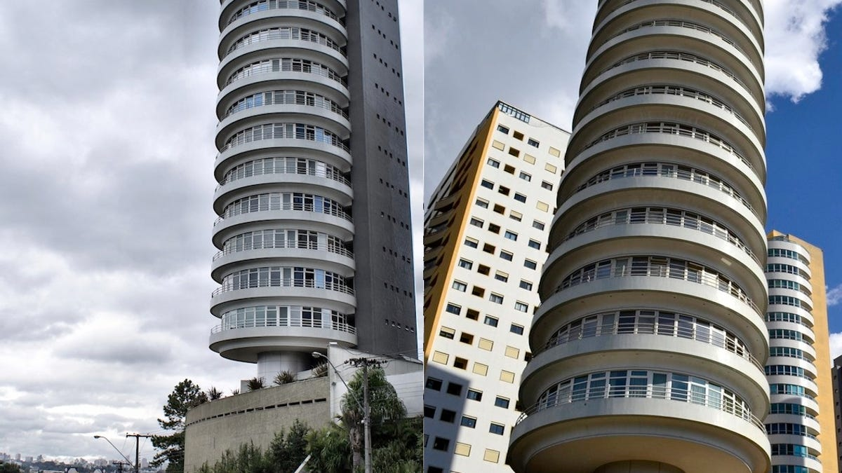 These Buildings Can Actually Move By Rotating