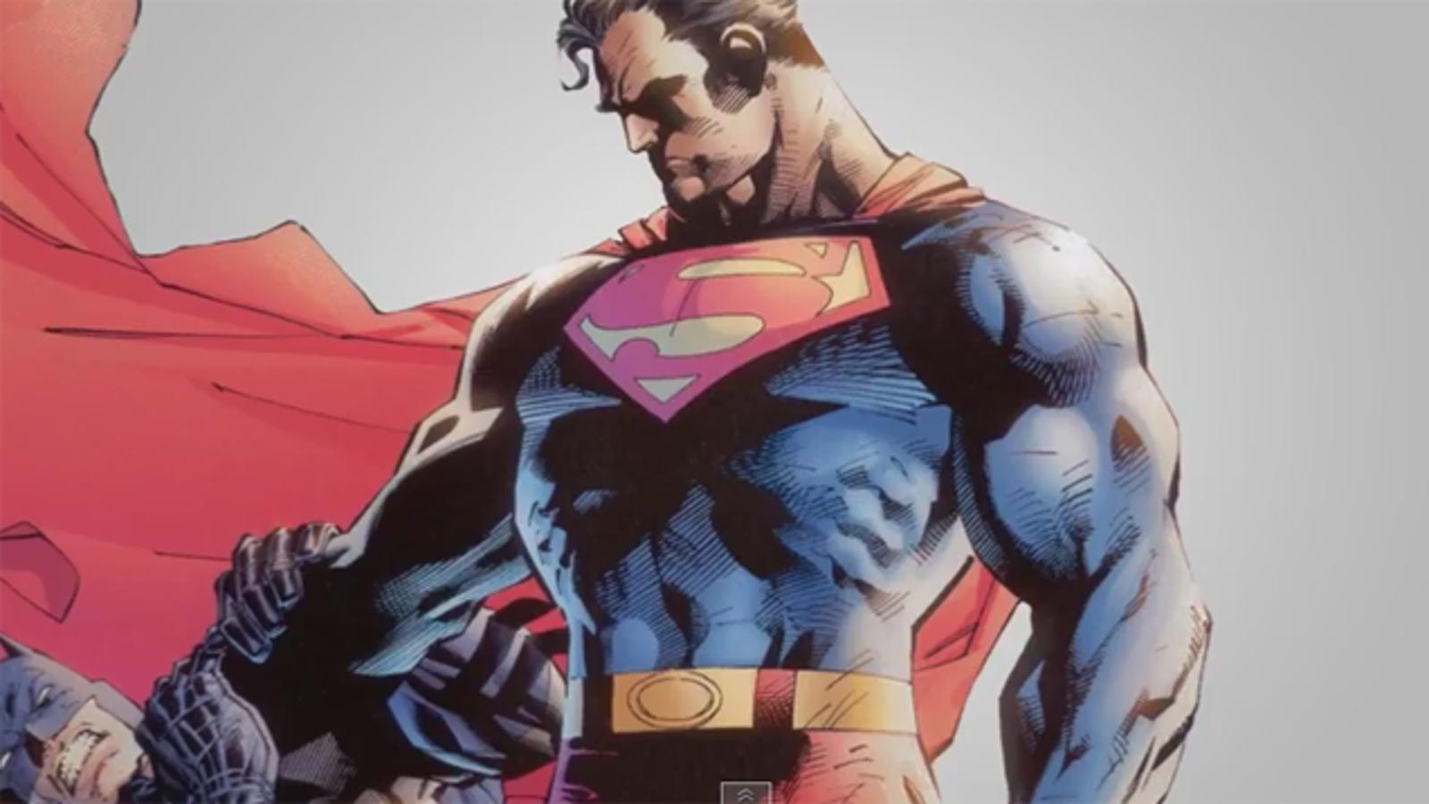 50 maneras en las que Superman puede acabar con Batman