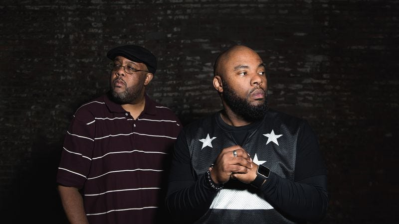 Illustration for article titled Back after 10 years, Blackalicious brings fresh production and perspective