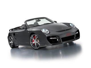 Illustration for article titled TechArt Drops The Top On 630 HP GTstreet Porsche 997 Turbo For Geneva