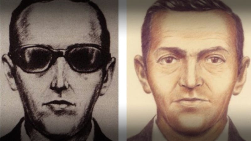 "Illustration for article titled The new evidence in the hunt for ""DB Cooper"""