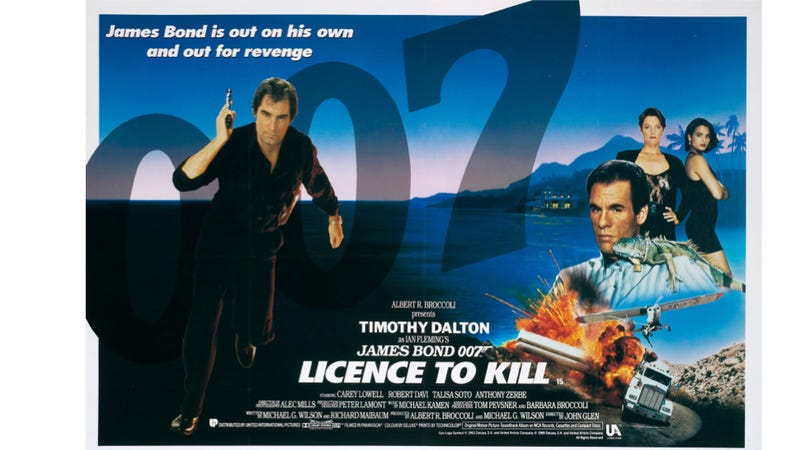 Illustration for article titled Was Licence To Kill A Great James Bond Movie?