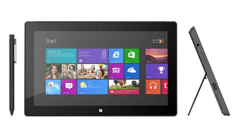 Illustration for article titled Microsoft y Nvidia ya trabajan en una segunda versión del Surface RT