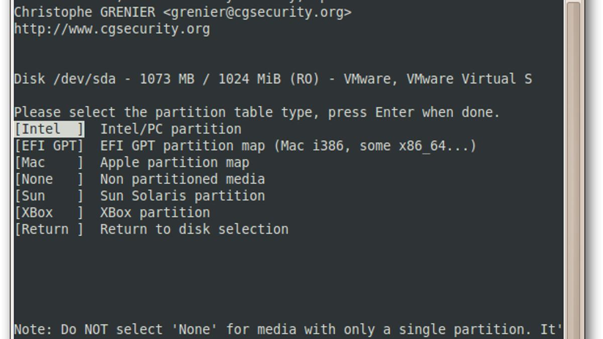 Recover Data Like a Forensics Expert Using an Ubuntu Live CD