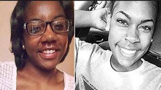 Annette January; Lashuntae BentonCBS News Screenshot