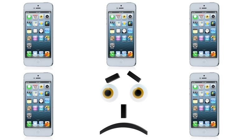 Illustration for article titled Forget The iPhone 5's New Tech. I'm Switching Back Because I Miss My Friends