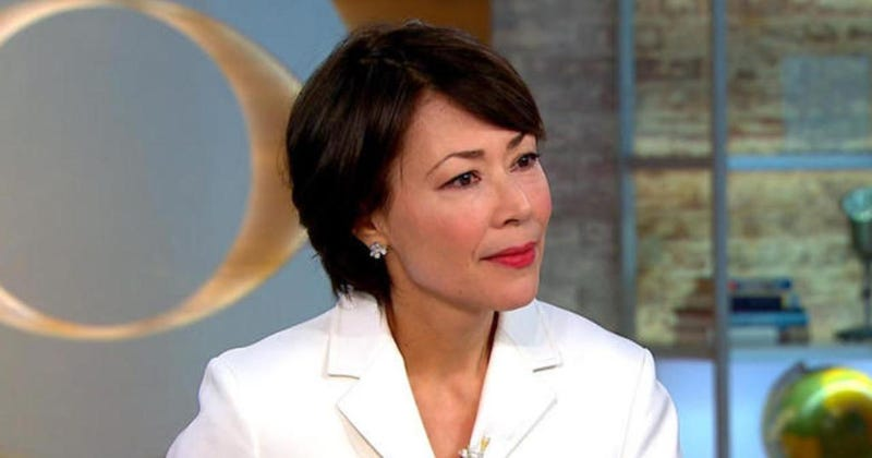 Ann Curry (CBS This Morning screenshot)