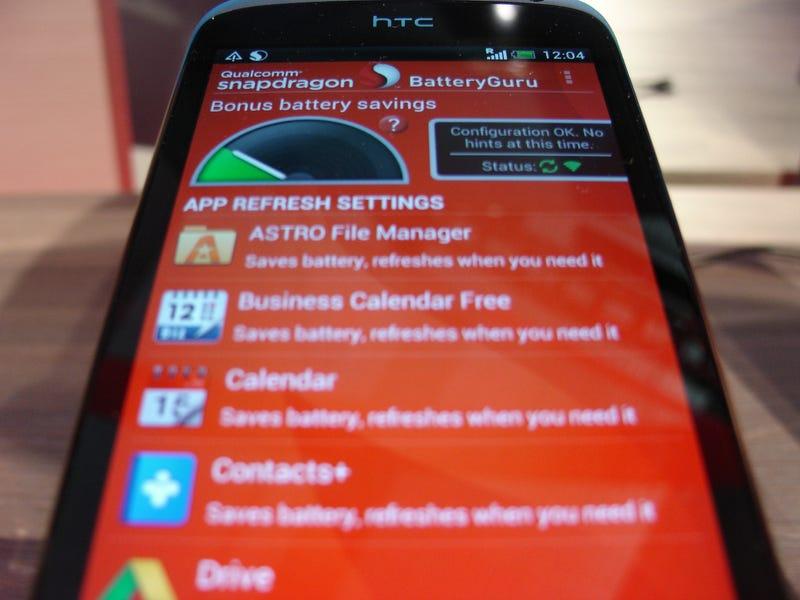 Illustration for article titled Esta aplicación para Android te ahorrará hasta un 25% de batería