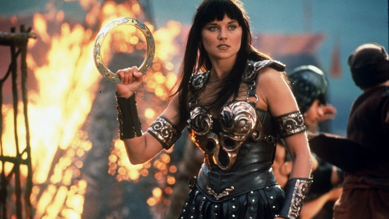 Illustration for article titled Turns out that Xena reboot is real after all
