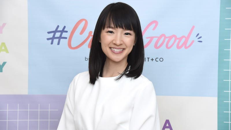 Illustration for article titled Last Call: Marie Kondo heads to Netflix on January 1 to help you find tidying joy