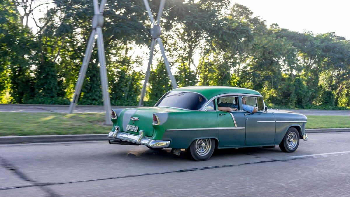 Here\'s What Cuba\'s Car Scene Looks Like In 2017