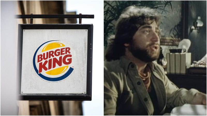 A U.K. Burger King will play Toto\'s \