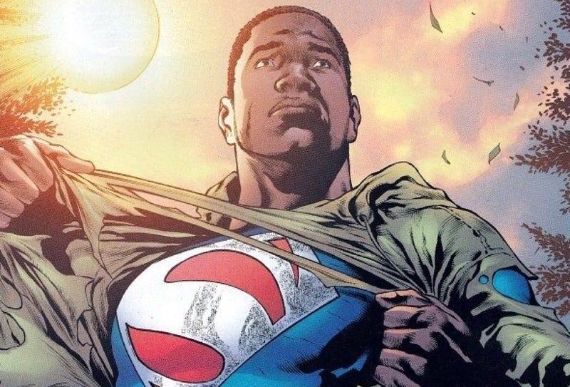 Por qué Superman debería ser negro (según la ciencia)