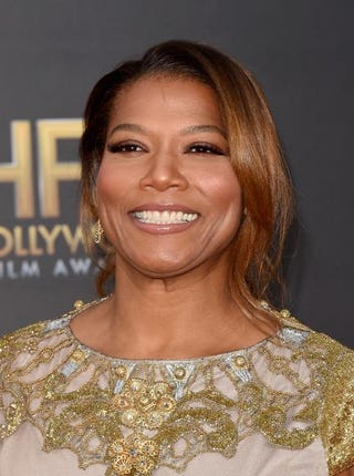 Queen Latifah attends the 18th annual Hollywood Film Awards at the Palladium Nov. 14, 2014, in Hollywood, Calif.Jason Merritt/Getty Images