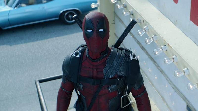 Illustration for article titled Why even Deadpool2seems to think its creator sucks