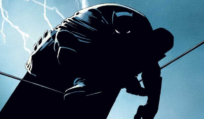 Illustration for article titled Frank Miller's Batman Was 'Too Nice' for Darren Aronofsky