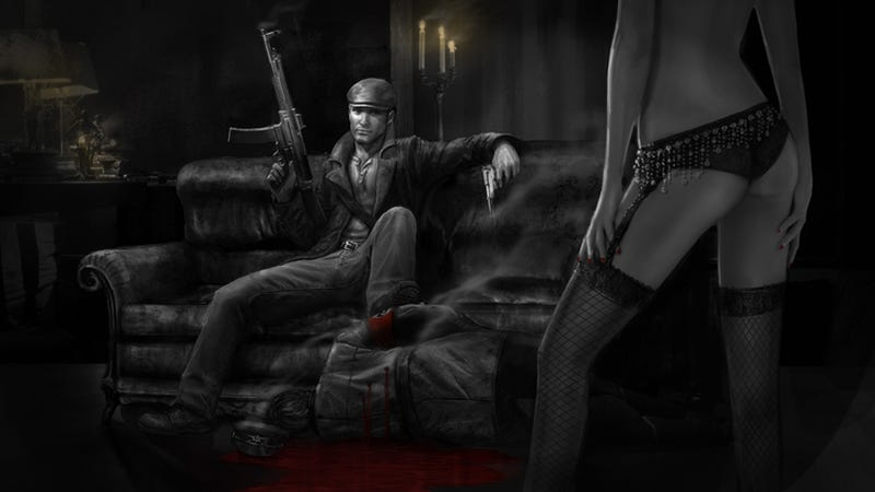 LTTP: The Saboteur - Solid Game