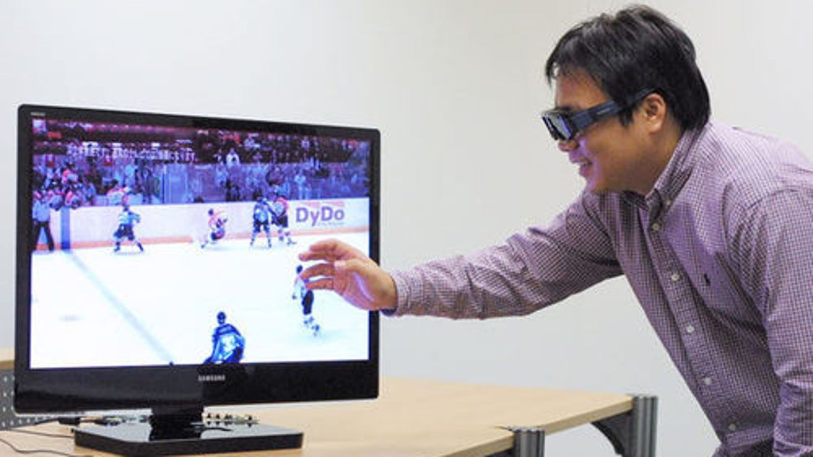 Samsung's 8K Glasses-Free 3D TV Blew Our Minds - CES 2015 ... |Samsung 3d Tv Without Glasses