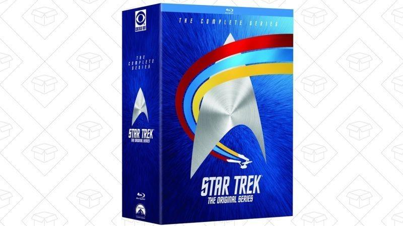 La Serie Original de Star Trek, $50