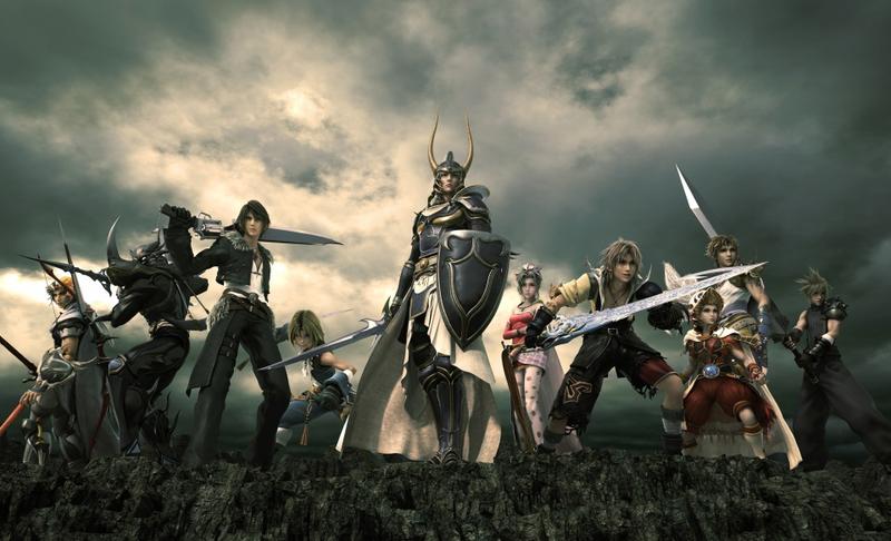 Illustration for article titled Final Fantasy Ranked