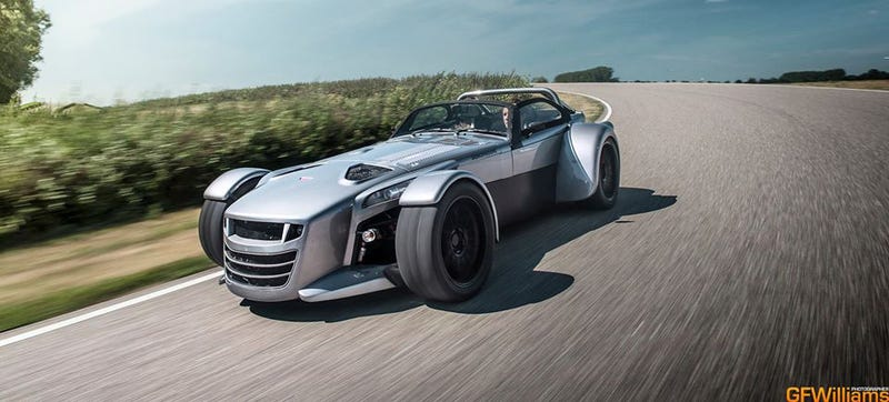 Illustration for article titled Here's How Mr Donkervoort Turned Colin Chapman's Idea Into Pure Speed