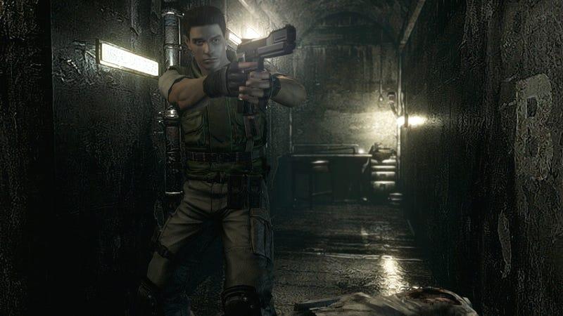 Illustration for article titled El juego Resident Evil tendrá nueva versión en HD para 2015