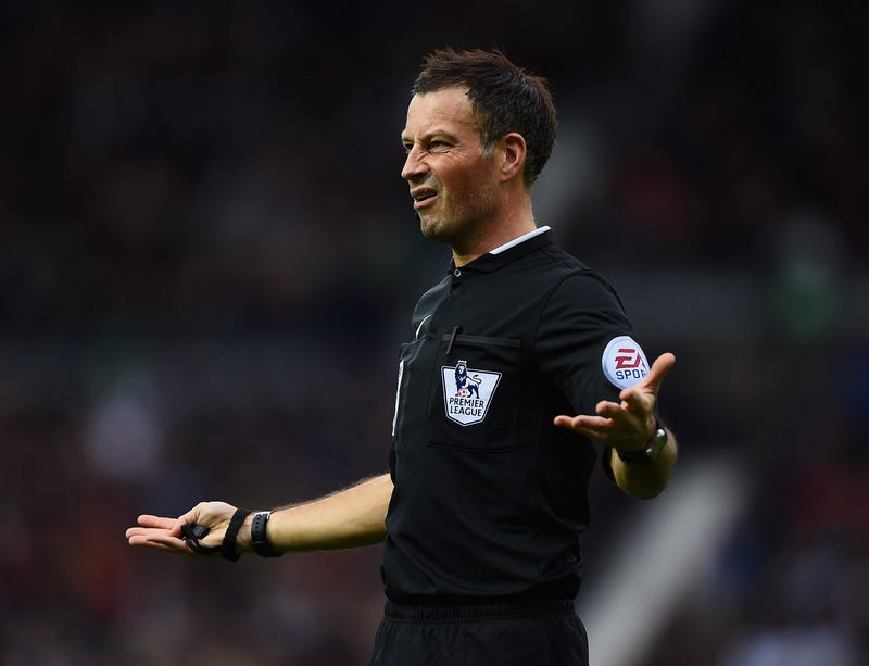 Illustration for article titled Premier League Referee Suspended For Attending Ed Sheeran Concert