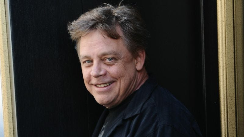 Illustration for article titled Mark Hamill revisits Sushi Girl, Batman, and The Simpsons