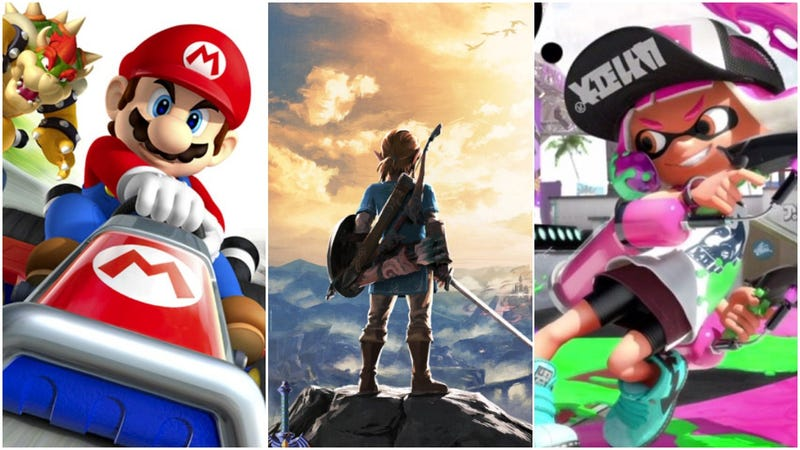 Illustration for article titled Nintendo's Biggest Selling Games For Switch, 3DS, Wii U And More As Of Fall 2018