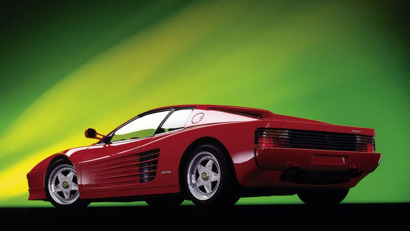 Illustration for article titled You Might Actually Be Able To Buy The Next Testarossa Because It Won't Be A Ferrari