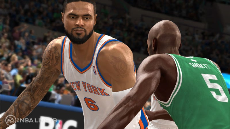NBA Live Will Be a Next-Generation Title