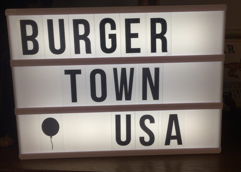 Illustration for article titled Burger Town, USA