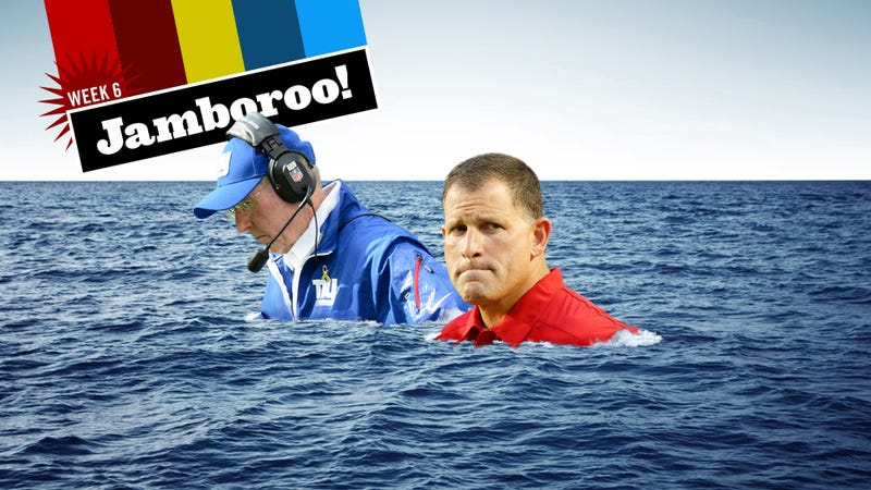 Illustration for article titled Greg Schiano, Tom Coughlin, And The Death Of The Hardass Coach