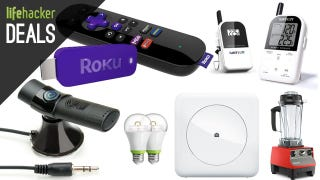 Illustration for article titled A Brain For Your Smart Home, 4K Samsung, Roku Streaming Stick [Deals]