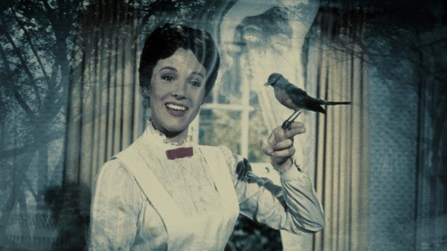 It s Mary Poppins Meets The Conjuring, as Family Seeks Nanny for Haunted House