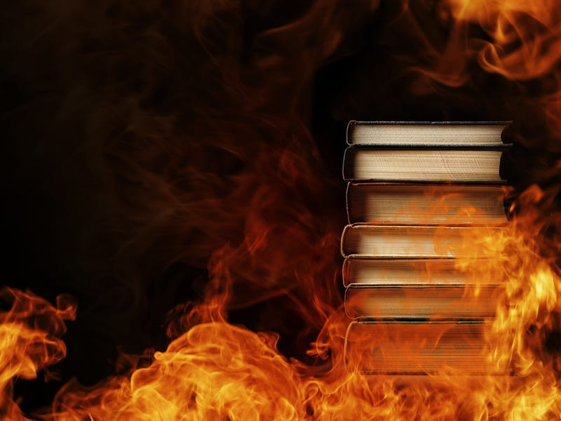 Illustration for article titled Hey, Want to Buy an Exploding James Patterson Book For $294,038?