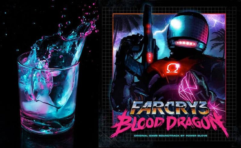 Illustration for article titled The Inspiration For The Far Cry 3: Blood Dragon Poster