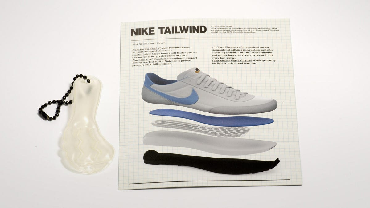 5343a05b57a58e The Absurd History of Nike Air Technology
