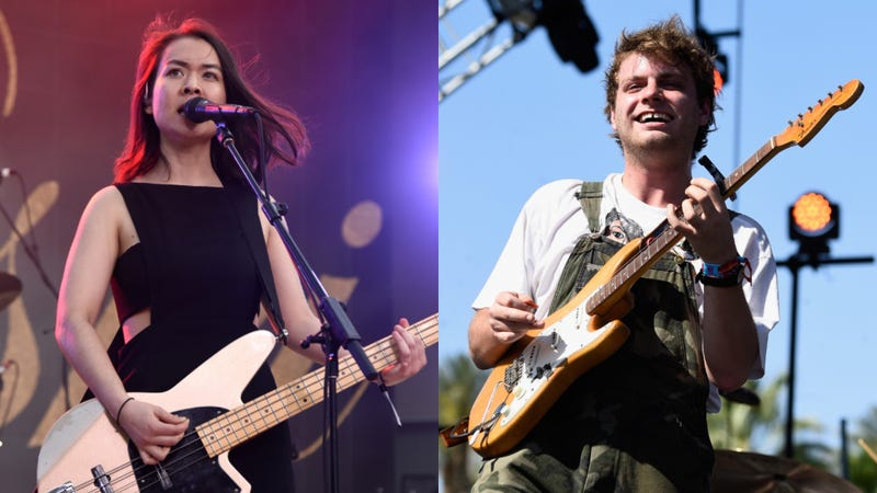 Illustration for article titled Sorry, but Mac DeMarco and Mitski are not feuding