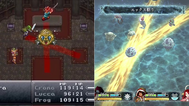 Chrono Trigger's Excellent Battle System Returns