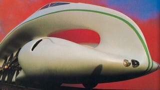 Illustration for article titled The Bulging, Twisty Future, As Imagined by Designer Luigi Colani