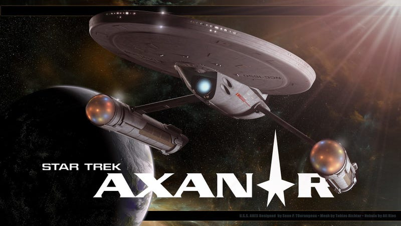 Illustration for article titled Fan Film 'Axanar' lawsuit dropped.