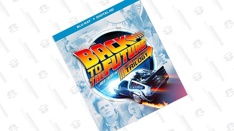 Back to the Future Trilogy [Blu-ray] | $20 | Amazon
