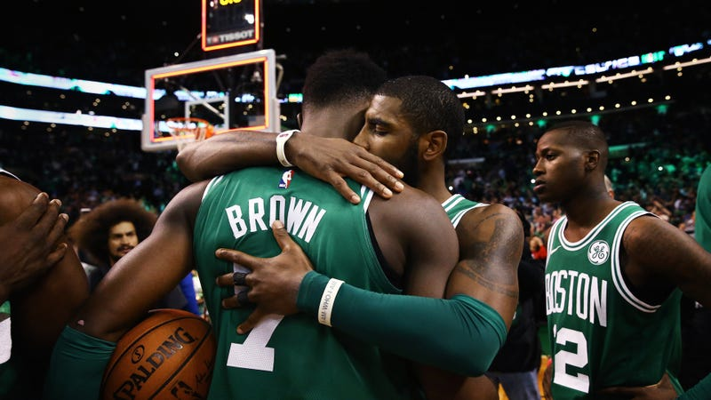Celtics' Jaylen Brown played 'inspired' after death of best friend