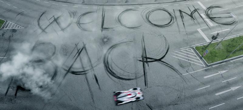 Illustration for article titled Audi reta a Porsche para Le Mans en este épico vídeo