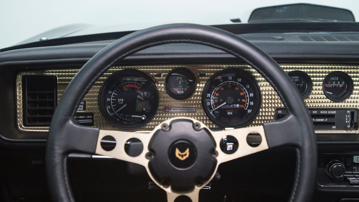 A 1979 Pontiac Trans Am With 65 Miles On It Could Be Yours For 159900 79 Alternator Wiring Diagram