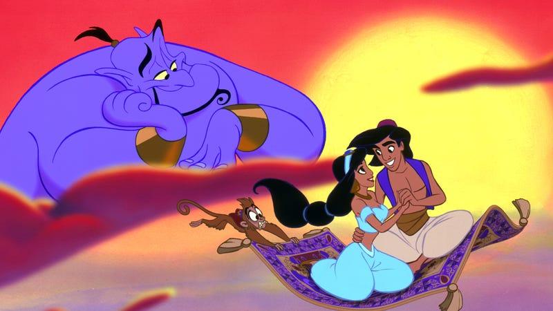 Illustration for article titled Iba a suceder: Disney también hará un remake de Aladdin con actores reales