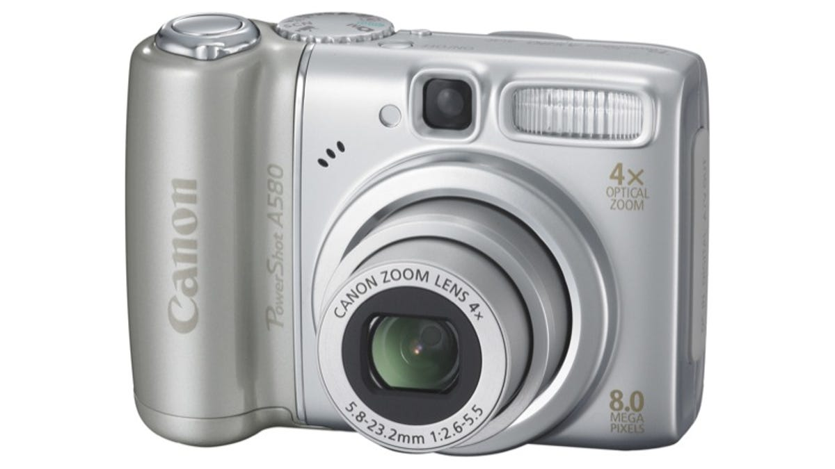 Canon Drops Nukes In Camera Price War 180 PowerShot A590 IS A580 And A470 Surprisingly Capable