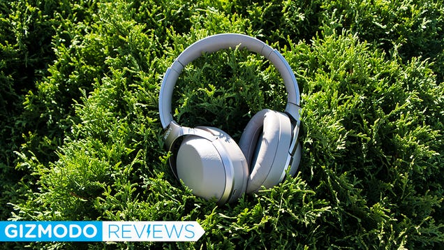 Sorry Bose, the Best Wireless Noise-Cancelling Headphones Are Now Made By Sony